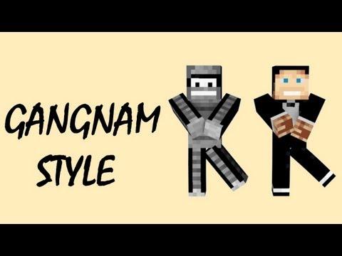 Обзор модов #152 GANGNAM STYLE