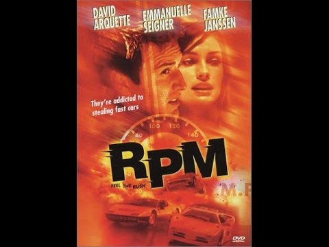 RPM 1998 David Arquette, Famke Janssen