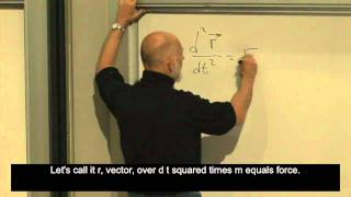 Classical Mechanics | Lecture 2