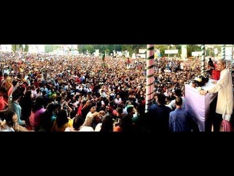 সোহরওয়ার্দী উদ্যানের জনসভায় বিএনপি'র ৭ দফা দাবী ঘোষনা