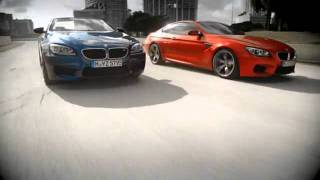 2013 BMW M6 Coupe And Convertible - 01