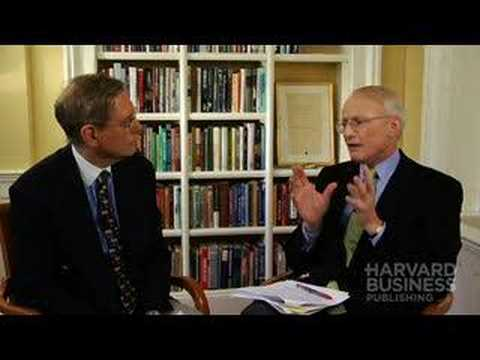 Strategy - An Interview with Michael E. Porter, Professor, Harvard University. Porter's five competitive forces is the basis for much of modern business strategy. Under...