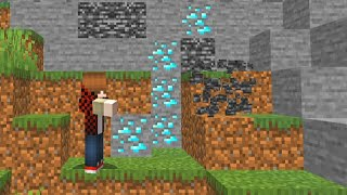 Minecraft UHC But Punching Blocks INSTANT Break