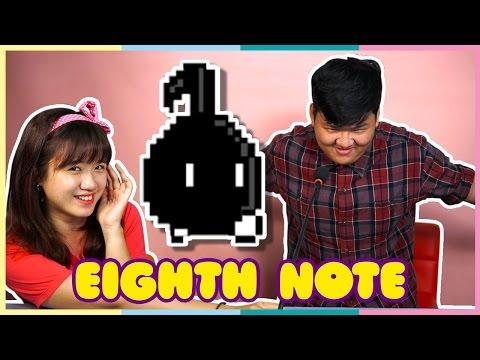 Eight Note phiên bản loạn xạ của Vannie và Mazk | 八分音符 | Vannie Plus (видео)