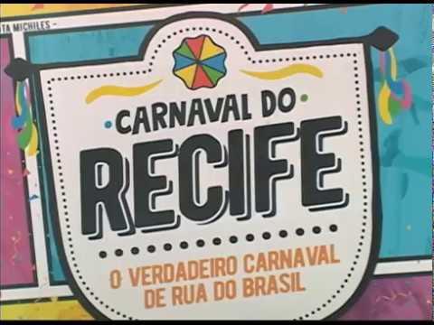 [JORNAL DA TRIBUNA] Carnaval: Prefeitura do Recife anuncia programação