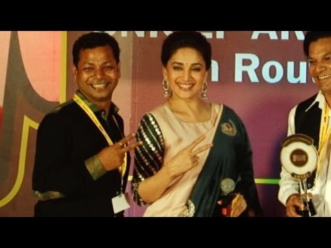 Madhuri Dixit In Her Elegance At UNICEF Event