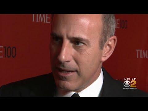 Matt Lauer Faces Rape Allegations