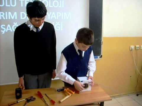 Antalya isitklal i ö o teknoloji tasarım dersi yapım kuşağı