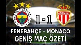 FENERBAHÇE 1-1 AS MONACO (GENİŞ MAÇ ÖZETİ HD) FENERBAHÇE 1-1 AS MONACO (GENİŞ MAÇ ÖZETİ HD)...