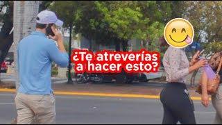¿Te atreverías a hacer esto en las calles? Bromas l Videos De Risa l Risas l Humor (Parte 3)