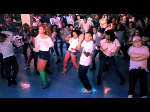 "OFFICIAL HD Let's Move! ""Move Your Body"" Music Video with Beyoncé – NABEF"
