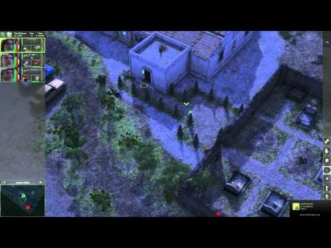 обзор Jagged Alliance - Back in Action