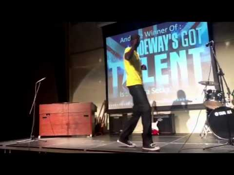 Tideways Got Talent: Yunusa Seckas Win Xx