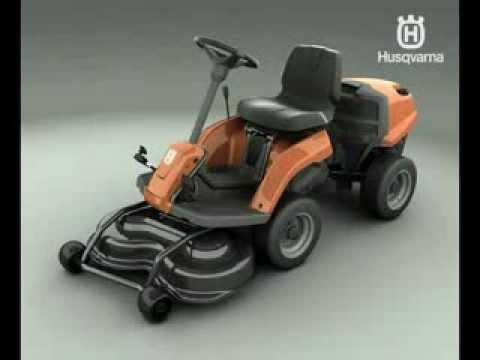 HUSQVARNA Rider 115C