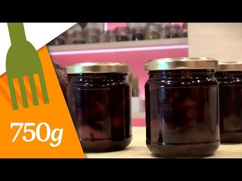 Recette de Confiture de poires au vin – 750 Grammes