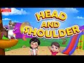 Head Shoulders Knees and Toes Famous Nursery Rhymes 3D Animated