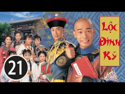 Lộc Đỉnh Ký 21/45(tiếng Việt), DV chính: Trần Tiểu Xuân, Mã Tuấn Vỹ; TVB/1998 - Thời lượng: 44 phút.