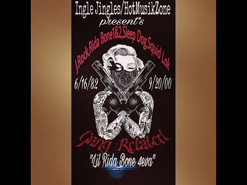 Gang Related- J.Rock ft. Rida Bone1&2,Sleep Dog,Squid Lok