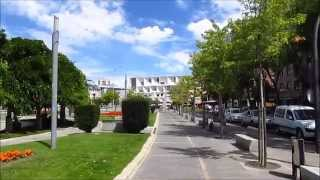 Leon Spain  City new picture : Leon, Spain: El centro y la ciudad moderna - The city center and the modern city