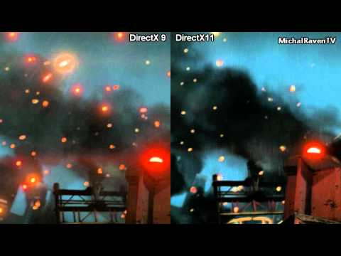 Video 1 de DirectX 11: Crysis 2 PC - Comparacion DirectX 9 vs DirectX 11