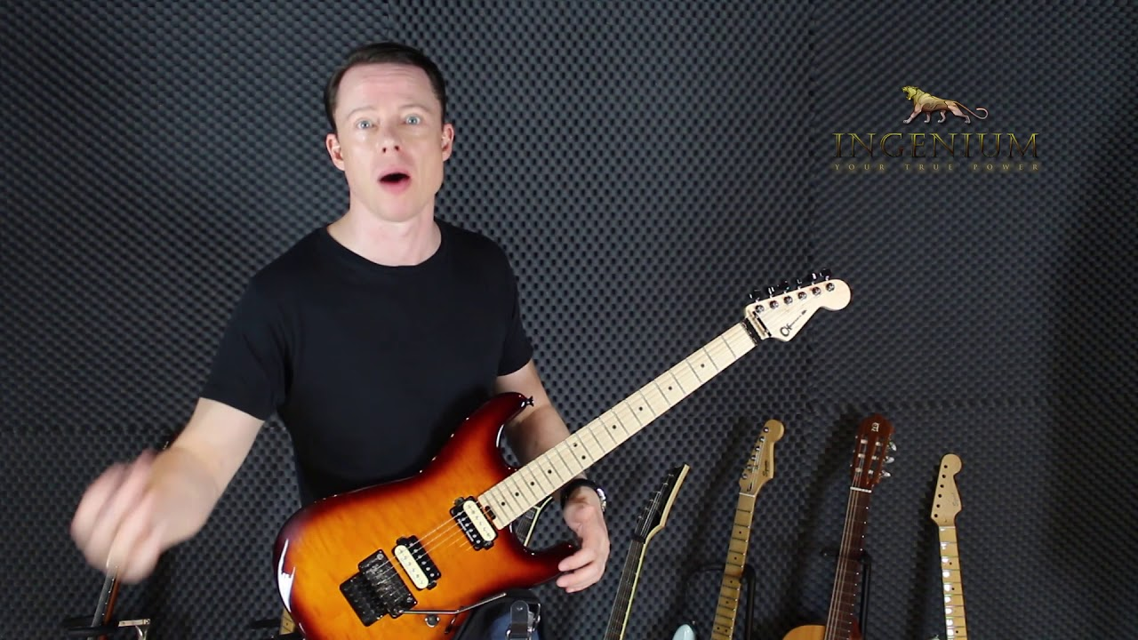 Boost your progress 1000% – Guitar mastery lesson