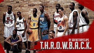 Throwback: 1996 NBA Draft Highlights - 1st 20 Picks (HD)
