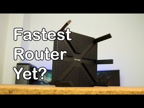 TP-Link Archer C3200 AC3200 Review and detailed performance testing