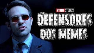 Para mais vídeos assim aperte o botão: https://goo.gl/Rc8Aml Paródia da série os defensores, da Netflix! Vídeo produzido por Lucas Ferreira: ...