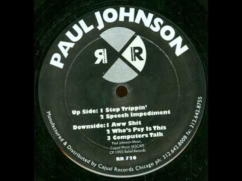 PAUL JOHNSON -