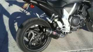 8. 2012 CB1000R Yoshimura Exhaust