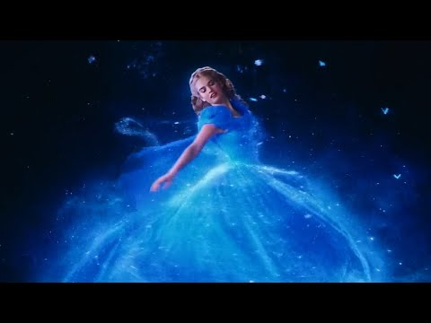 Cinderella (2015) Transform by Godmother