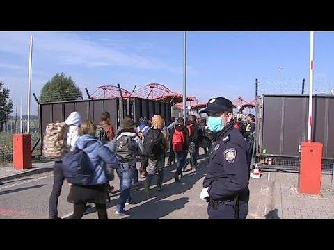 Τα σύνορα με την Κροατία ετοιμάζεται να κλείσει η Ουγγαρία