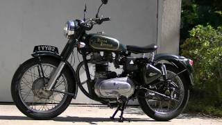 7. Royal Enfield Bullet 500 Classic Motorcycle Review