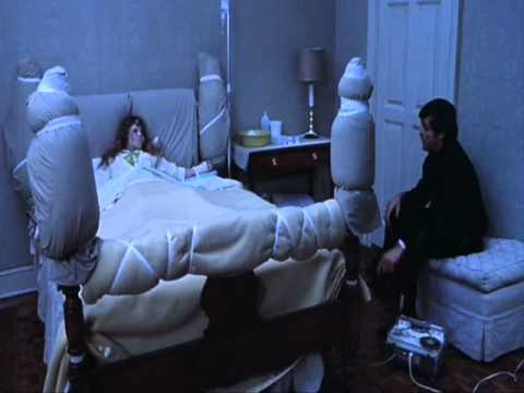 exorcism - http://en.wikipedia.org/wiki/The_Exorcist_(film)
