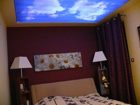 Sufit napinany z nadrukiem-zdjęciem, sufity z nadrukami, sufity podwieszane, dekoracyjne sufity