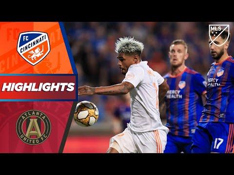 Video: FC Cincinnati vs. Atlanta United FC | Josef Martinez Sets A New Record! | HIGHLIGHTS