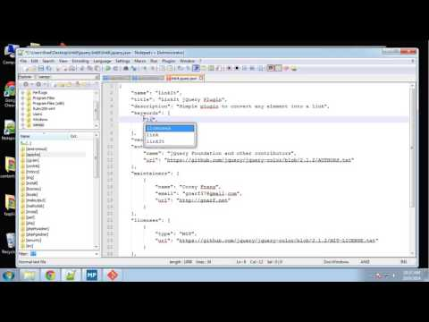 Learn jQuery by making a complete jQuery Plugin Part - 4