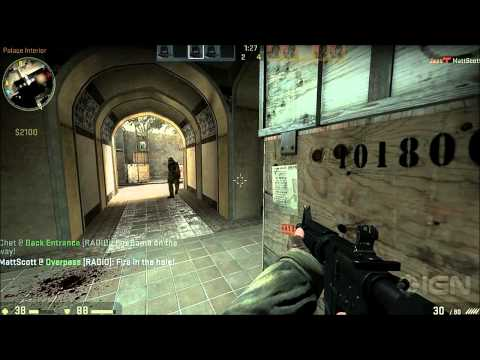 Counter Strike : Global Offensive 2012 Trailer and Gameplay [HD]