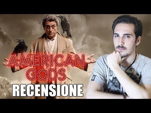 American Gods - Recensione