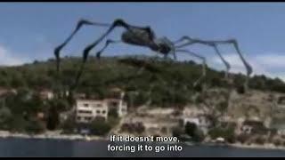 Video Giant genetically modified spider found in Croatia!! MP3, 3GP, MP4, WEBM, AVI, FLV Oktober 2018