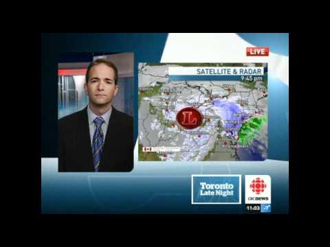 CBC News: Toronto Late Night - AWKWARD! - 2011/01/11