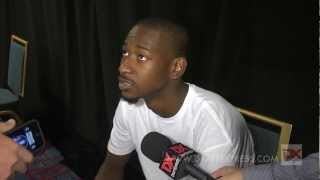 Terrence Ross Draft Combine Interview