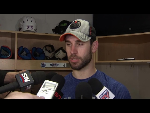 Video: Talbot on Kassian: Can't say enough about him, he's playing on a new level