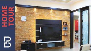 Walkthrough of Mr. Arun 2 BHK House | Interior Design | LVS Gardenia | Bangalore