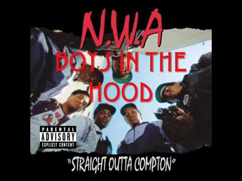 N.W.A. - Boys In the Hood