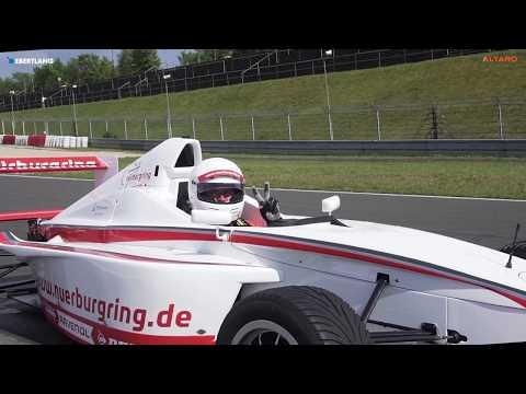 Gentlemen, start your engines: Die Formel-Events am Nürburgring mit Altaro