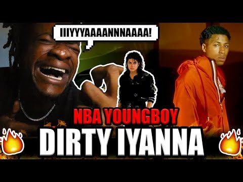 YoungBoy Never Broke Again - Dirty lyanna (Official Video) REACTION