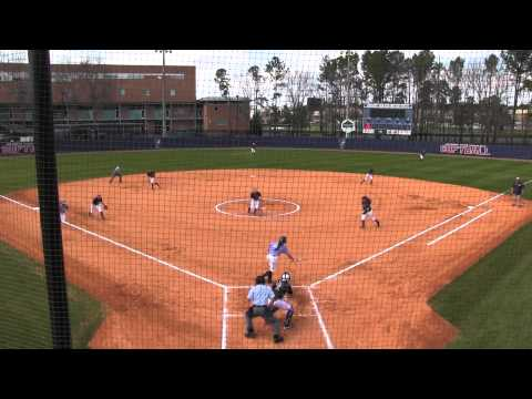 Postgame - Softball vs. Montevallo, Game 1