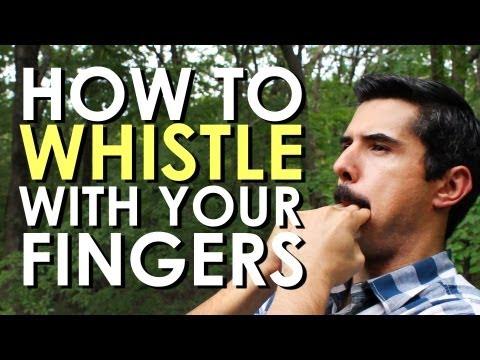 Tämän videon jälkeen osaat vislata sormilla