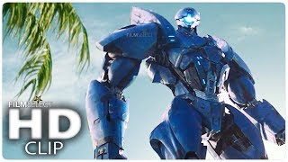 Video PACIFIC RIM 2 UPRISING: 5 Clips from the Movie (2018) MP3, 3GP, MP4, WEBM, AVI, FLV Maret 2018